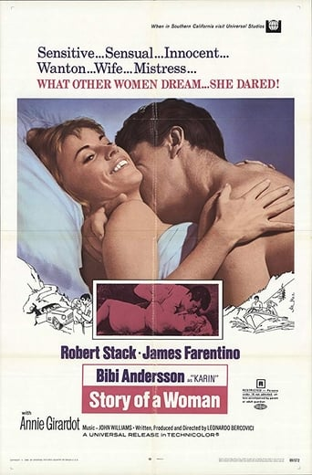 Poster of Story of a Woman