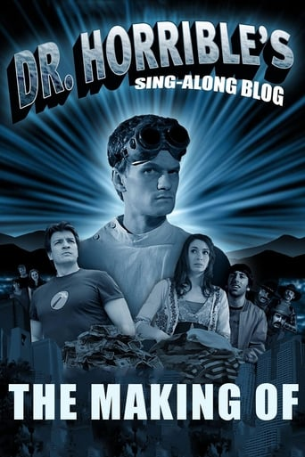 Poster of The making of 'Dr. Horrible's Sing-Along Blog
