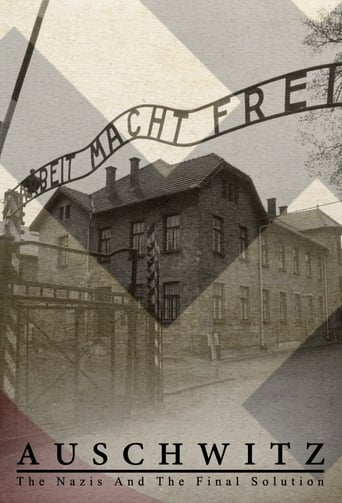 Poster of Auschwitz: The Nazis and the 'Final Solution'