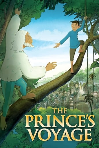 Poster of The Prince's Voyage