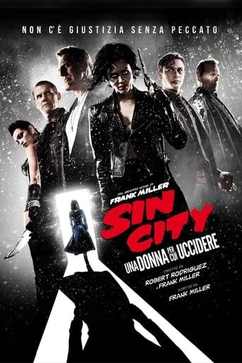 Poster of Sin City - Una donna per cui uccidere
