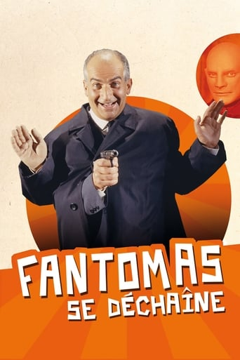 Poster of Fantomas Unleashed