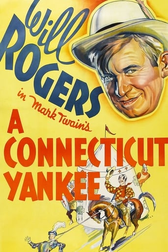 Poster of A Connecticut Yankee