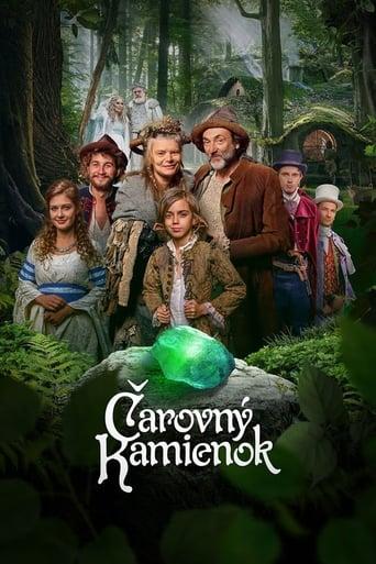 Poster of Čarovný kamienok