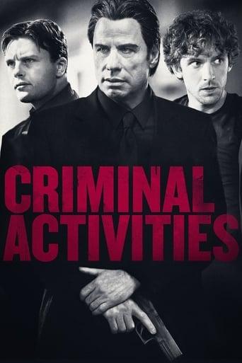 Poster of Criminal Activities