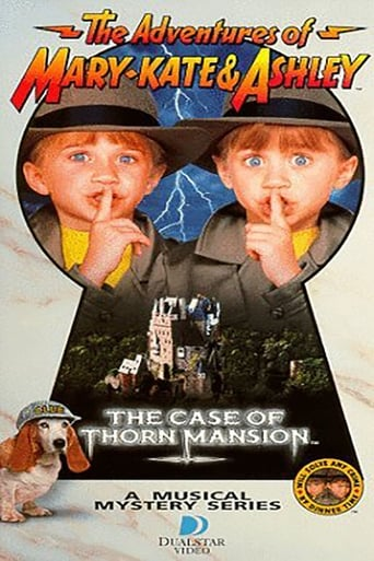 Poster of The Adventures of Mary-Kate & Ashley: The Case of Thorn Mansion