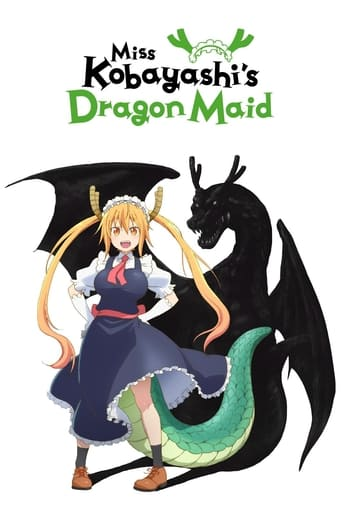 Poster of Miss Kobayashi's Dragon Maid