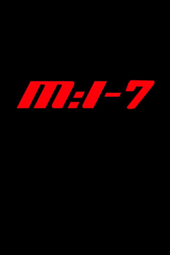 Poster of Mission: Impossible 7