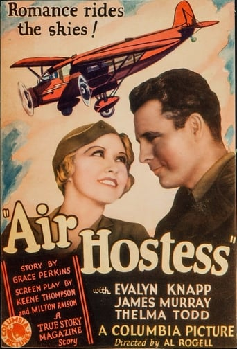 Poster of Air Hostess
