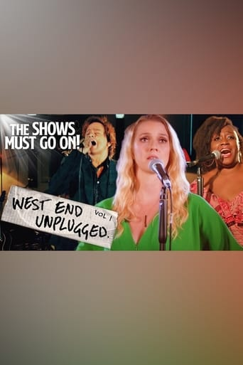 Poster of West End Unplugged Vol.1