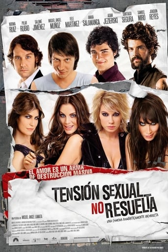 Poster of Tensión sexual no resuelta