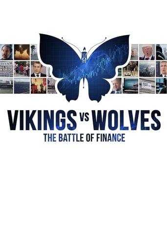 Poster of Vikings vs. Wolves - The Battle of Finance