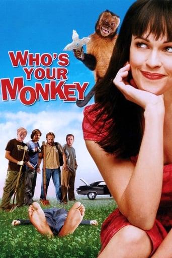 Poster of Who's Your Monkey?