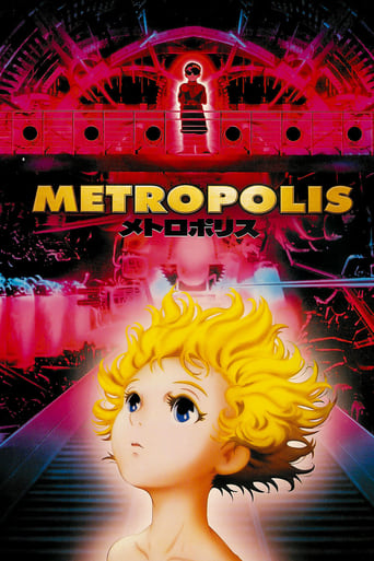 Poster of Metropolis