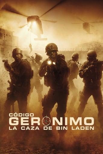 Poster of Código Gerónimo: La caza de Bin Laden