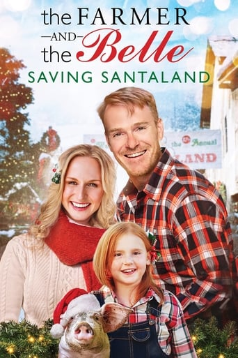 Poster of The Farmer and the Belle: Saving Santaland