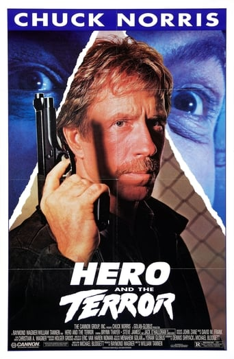 Poster of Hero and the Terror