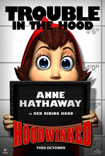 Poster of Hoodwinked!