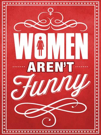 Poster of Women Aren't Funny
