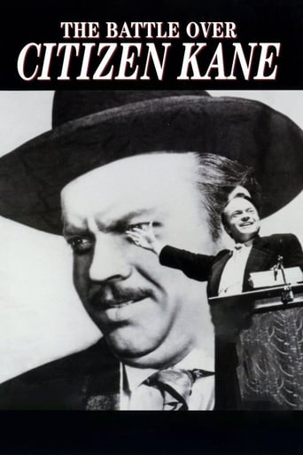 Poster of The Battle Over Citizen Kane