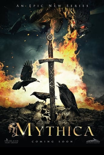 Poster of Mythica: A Quest for Heroes