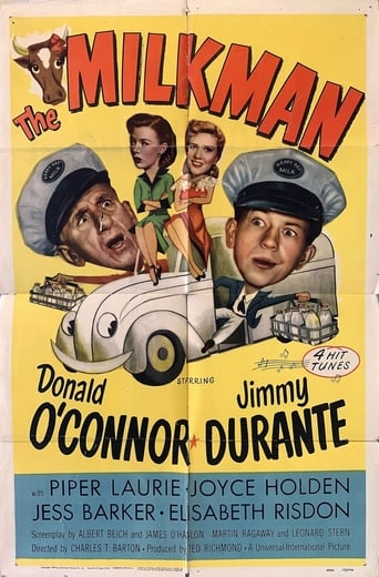Poster of The Milkman