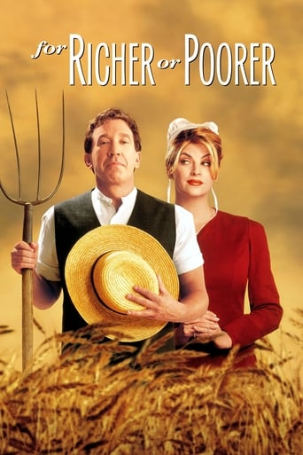 Poster of For Richer or Poorer