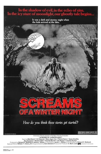 Poster of Screams of a Winter Night