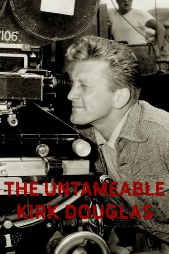 Poster of The Untameable Kirk Douglas