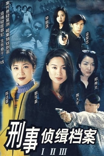 Poster of Detective Investigation Files