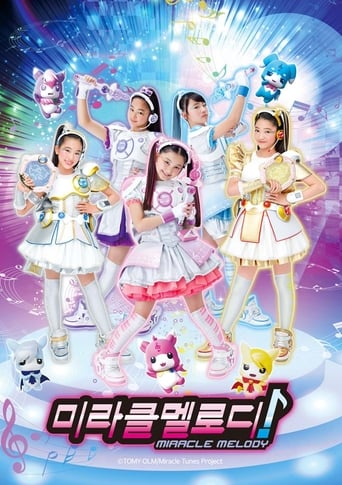 Poster of Idol × Warrior Miracle Tunes!