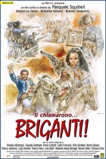 Poster of Li chiamarono... briganti!