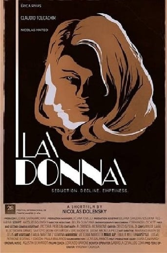 Poster of La Donna