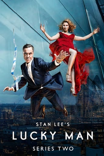 Stan Lee's Lucky Man (2017) 2 Sezonas EN