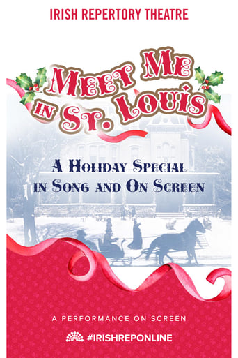 Poster of Meet Me In St. Louis: A Holiday Special in Song and On Screen