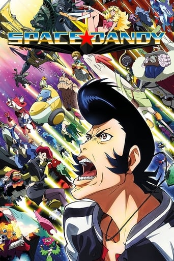 Poster of Space Dandy
