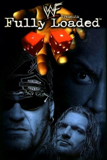 Poster of WWE Fully Loaded 2000