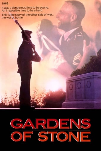 Poster of Gardens of Stone