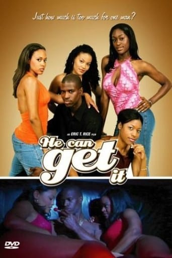 Poster of He Can Get It