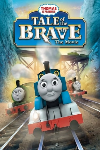 Poster of Thomas & Friends: Tale of the Brave: The Movie