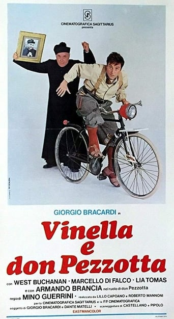 Poster of Vinella e Don Pezzotta