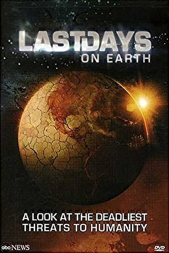 Poster of Last Days on Earth
