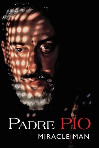 Poster of Padre Pio: Miracle Man