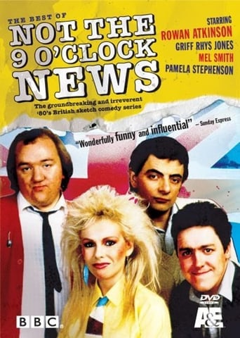 Poster of The Best of Not The Nine O'Clock News