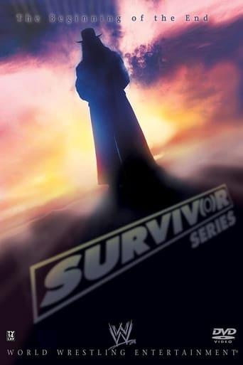 Poster of WWE Survivor Series 2005