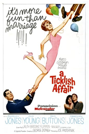 Poster of A Ticklish Affair
