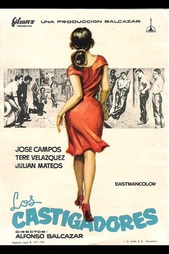 Poster of Los Castigadores