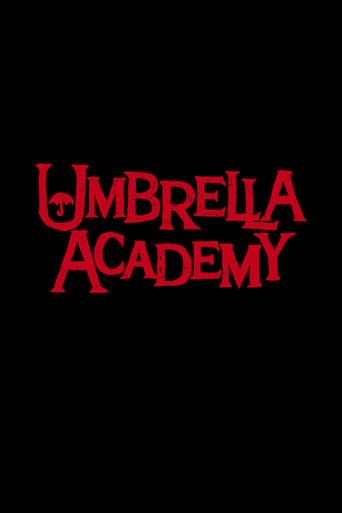 Poster of Umbrella Academy