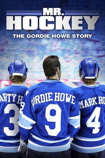 Poster of Mr Hockey The Gordie Howe Story