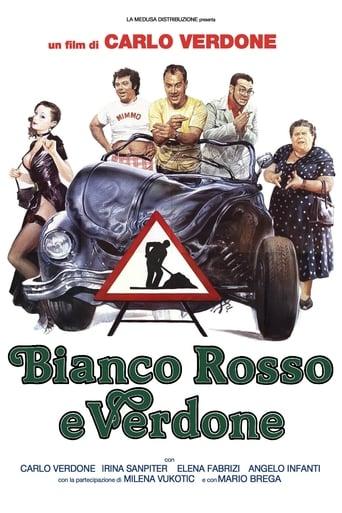 Poster of Bianco, rosso e Verdone